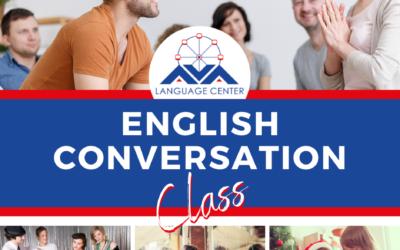 Arriva English Conversation Class!